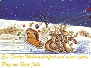 Weihnachtsgrüsse 2008