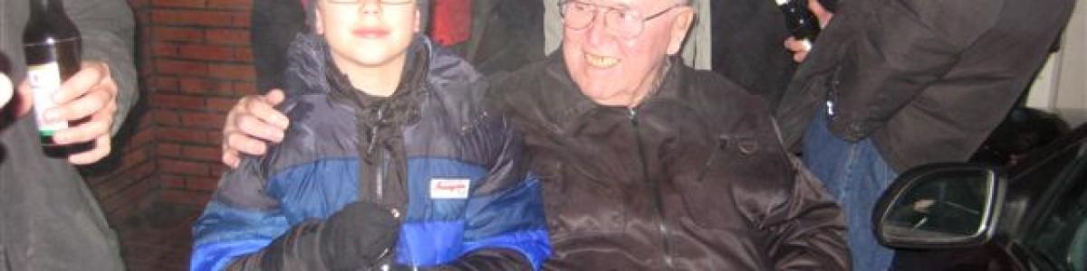Kalle – Herzlichen Glückwunsch zum morgigen 85 Geburtstag