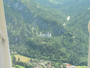 Schloss Neuschwanstein - eine Männertraum -