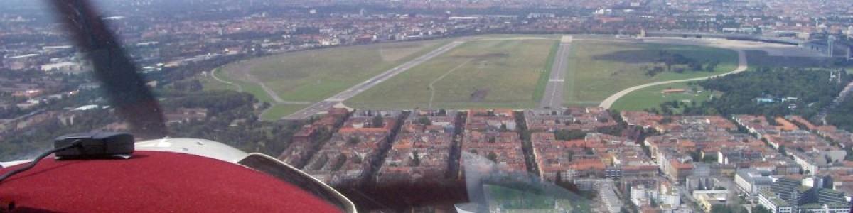 Mit der C42 von Surwold nach Berlin Tempelhof