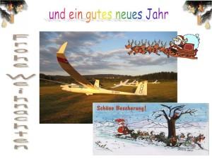 Weihnachtsgrüsse 2010