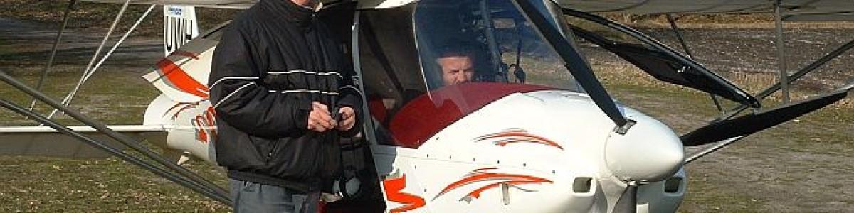 Ultraleichtflieger eröffnen Flugsaison