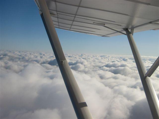 C42 Wolkenflug