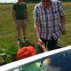 Dany meistert seine ersten Alleinflüge!